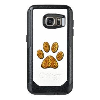 Tiger Paw #1 OtterBox Samsung Galaxy S7 Case
