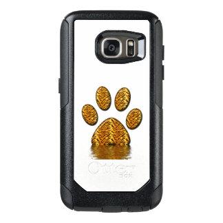 Tiger Paw #2 OtterBox Samsung Galaxy S7 Case