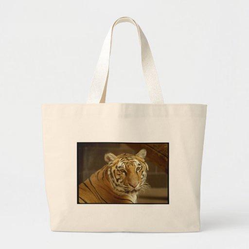 Tiger Picture Tote Bag