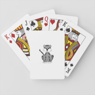 Tiger Poker Deck