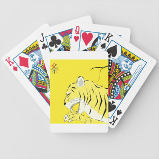 tiger poker deck