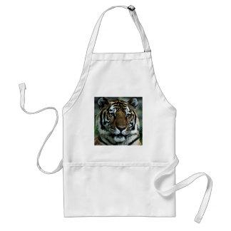 Tiger Power Aprons
