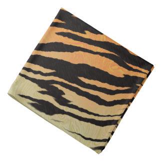 Tiger Print Bandana
