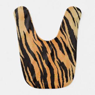 Tiger Print Bib
