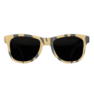 Tiger Print Frame Sunglasses