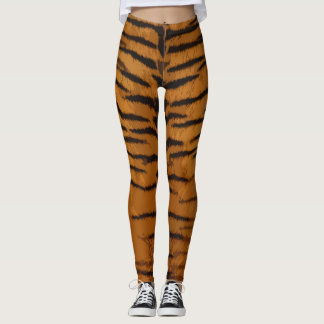 Tiger print Leggings