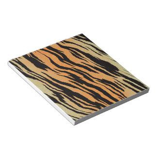 Tiger Print Notepads