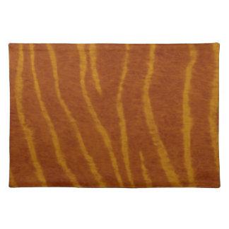 Tiger Print Placemat