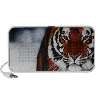 Tiger Print iPod Speaker