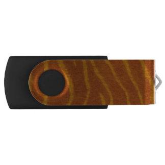Tiger Print USB Flash Drive