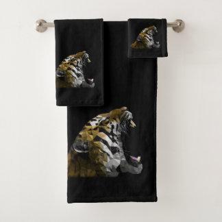 Tiger Roar Bath Towel Set