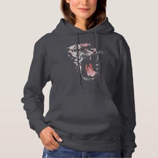 Tiger roar hoodie