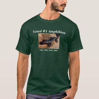 Tiger Salamander (green) T-Shirt
