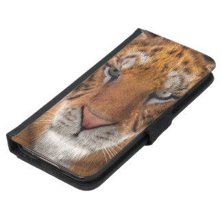 Tiger Samsung Galaxy S5 Wallet Case