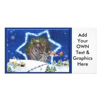 Tiger Sarmoti-c-132 copy Photo Card Template