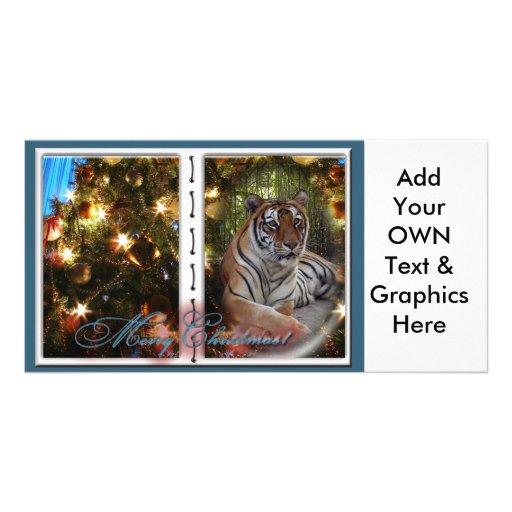 Tiger Sarmoti-c-54 copy Photo Card Template