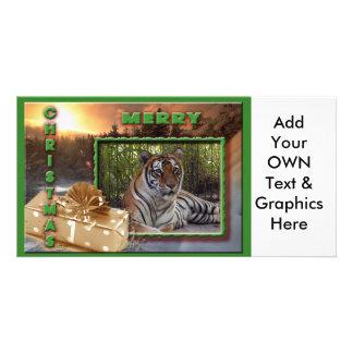 Tiger Sarmoti-c-67 copy Photo Greeting Card