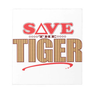 Tiger Save Notepad