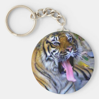 Tiger Say _ Keychain