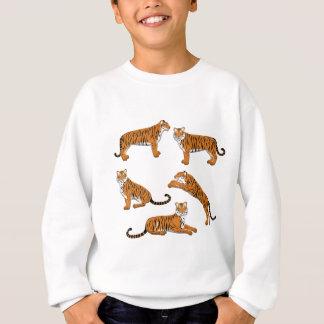 Tiger selection sweatshirt
