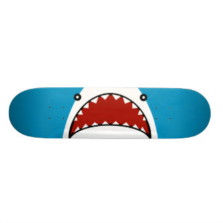 TIGER SHARK ® Monster Trucker Custom Skate Board