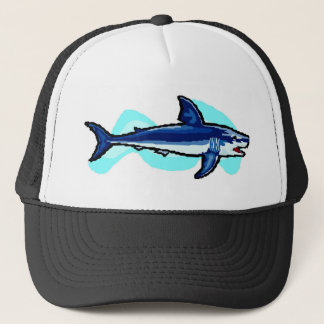 Tiger Shark Trucker Hat