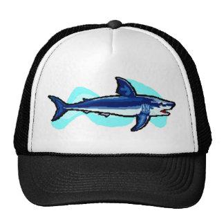 Tiger Shark Trucker Hat