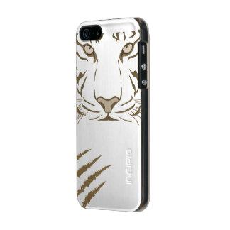 Tiger Sketch iPhone Case Incipio Feather® Shine iPhone 5 Case