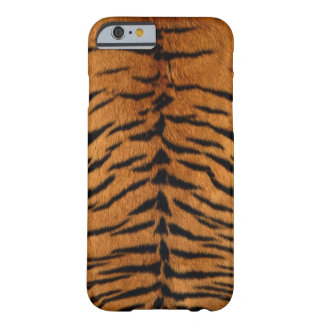 Tiger Skin Barely There iPhone 6 Case