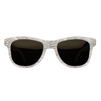 Tiger Skin in ivory Sunglasses
