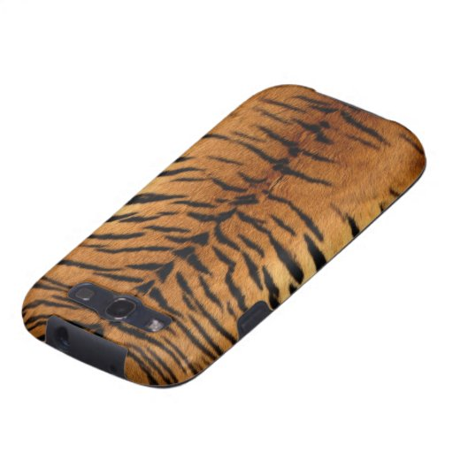 Tiger Skin iSamsu super natural Case Samsung Galaxy S3 Cover