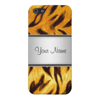 Tiger skin look Abstract Iphone 4s Speck Case Case For iPhone 5/5S