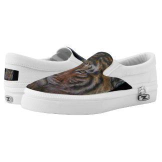 Tiger Slip-On Sneakers