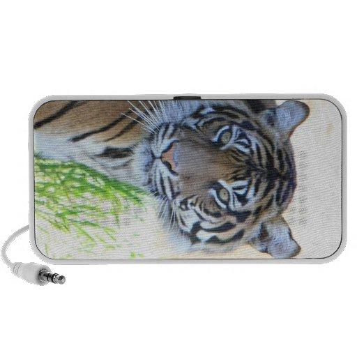 Tiger Speaker