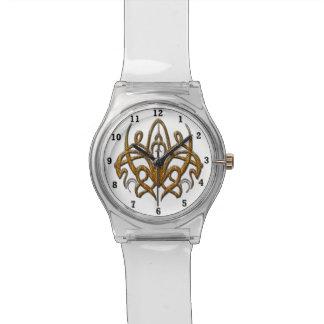 Tiger Spider Watch
