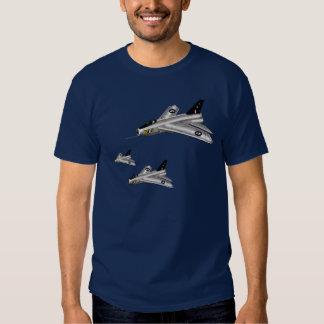 Tiger Squadron Lightning Tshirt