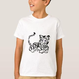 Tiger Squirls T-Shirt