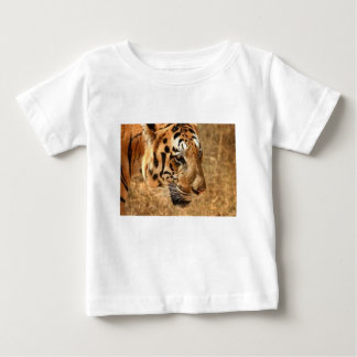 Tiger Stalking in India Baby T-Shirt