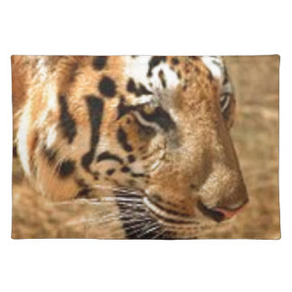 Tiger Stalking in India Placemat