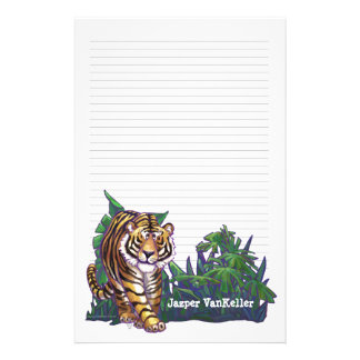 Tiger Stationery