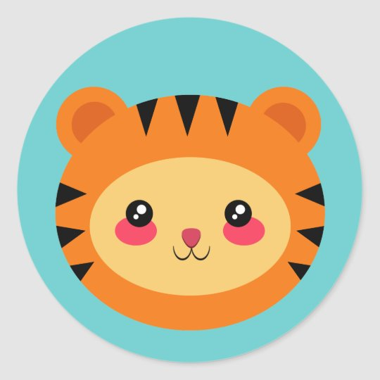 TIGER - sticker