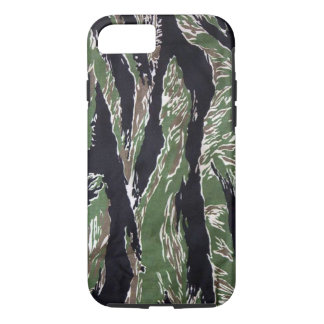 Tiger Stripe Camo iPhone 7 case