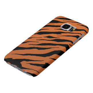 Tiger Stripe Galaxy S6 Cases