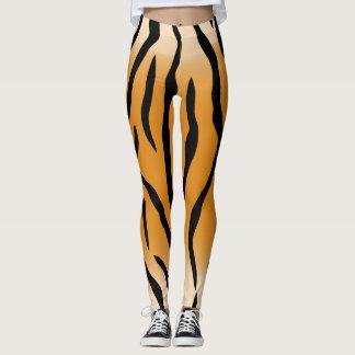 Tiger Stripe Leggings