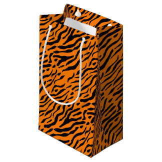 Tiger Striped Bag - Go wild w/ stripes tigers!