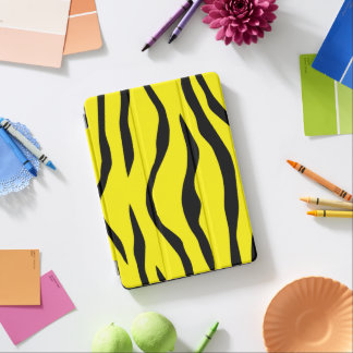Tiger-striped iPad Air Cover