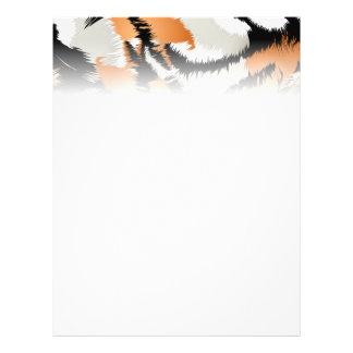 Tiger stripes flyer