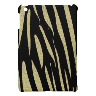 Tiger Stripes Print Wild Safari Design iPad Mini Cover