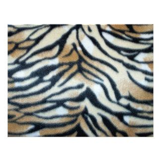 Tiger stripes Scrapbooking Paper