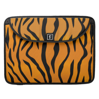 Tiger Stripes Sleeve For MacBook Pro